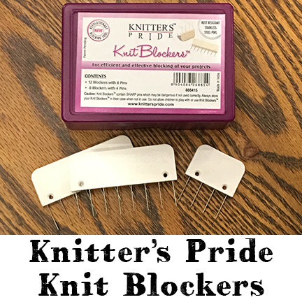 Knitter's Pride Knit Blockers