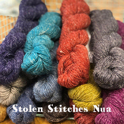 Stolen Stitches Nua
