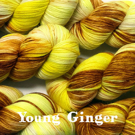 qing dk young ginger