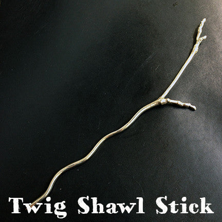Jul Twig Shawl Stick