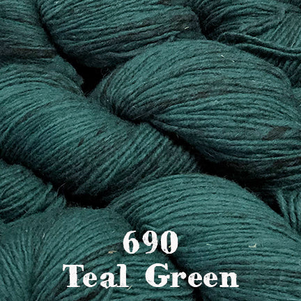 beiroa 690 teal green
