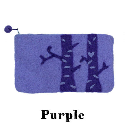 birch bag purple