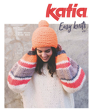 Katia book 8 Easy Knits