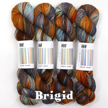 twist sock brigid
