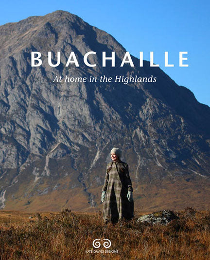 buachaille at home in the highlands