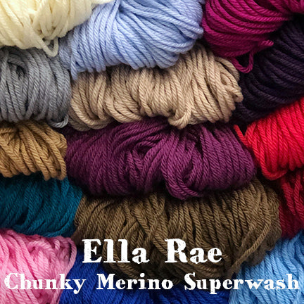 Ella Rae chunky merino superwash main