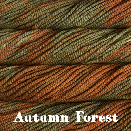 chunky autumn forest