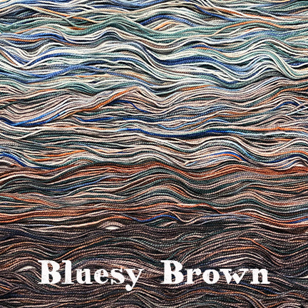color merger bluesy brown