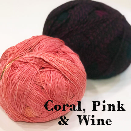 making the grade coral pink wine