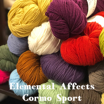 Elemental Affects Cormo Sport