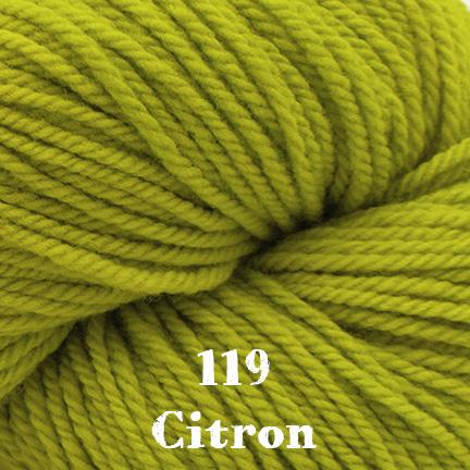 cormo worsted 119 citron