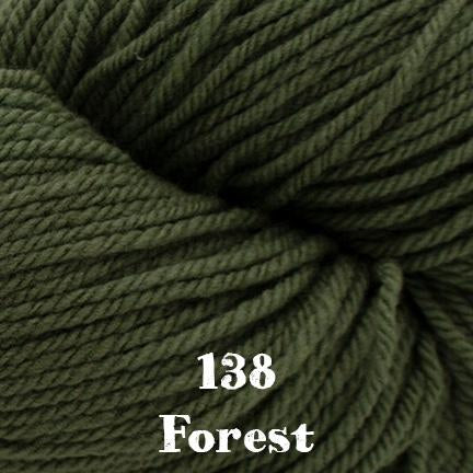 cormo worsted 138 forest