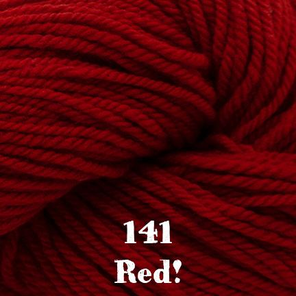 cormo worsted 141 red!