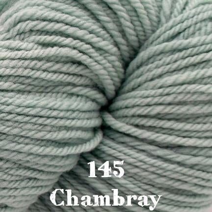 cormo worsted 145 chambray