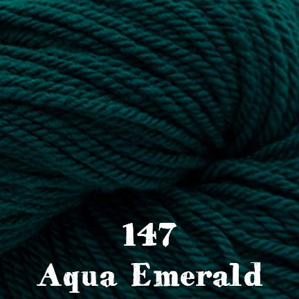cormo worsted 147 aqua emerald
