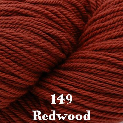 cormo worsted 149 redwood