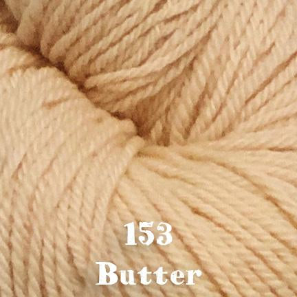 cormo worsted 153 butter