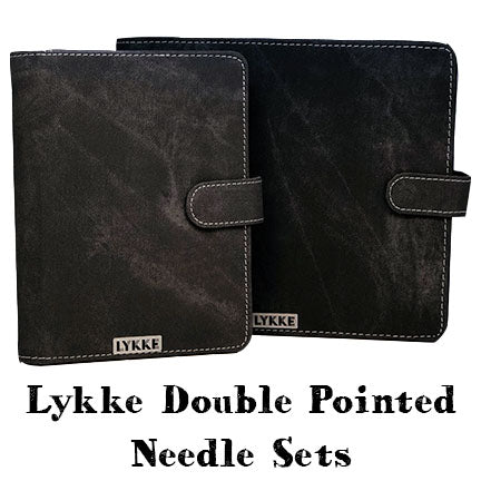 lykke double pointed needle set main