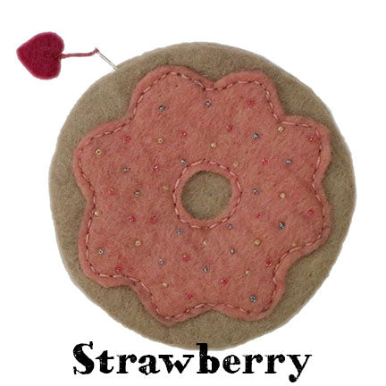 doughnut bag strawberry