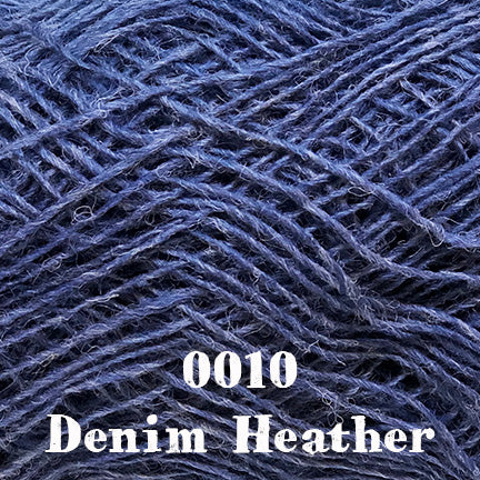 einband 0010 denim heather