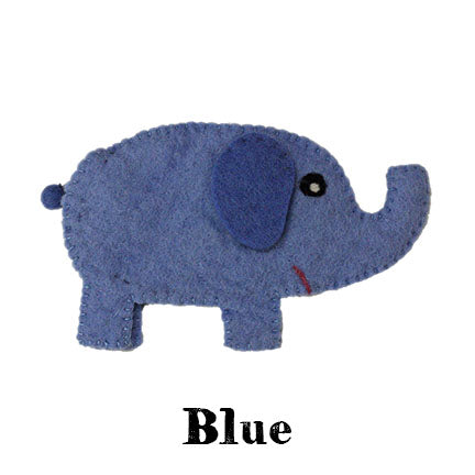 elephant bag blue