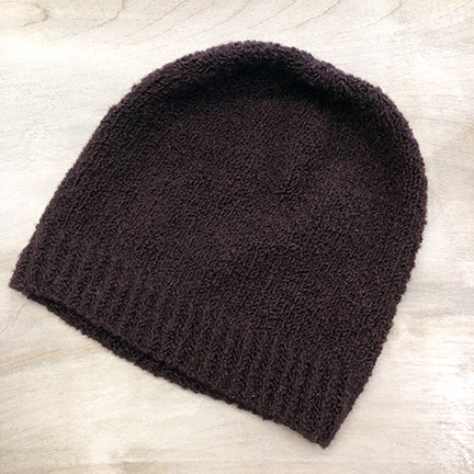 The Simple Flette Beanie pattern photo