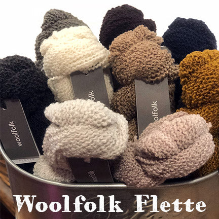 Woolfolk flette main