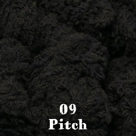 fur wool 009 pitch