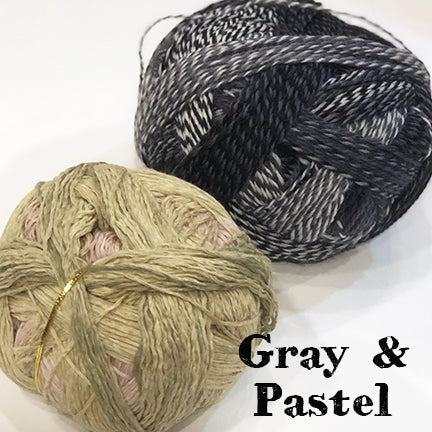 making the grade gray pastel