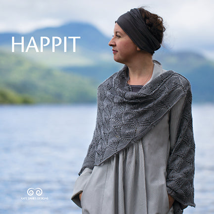 Happit by Kate Davies book
