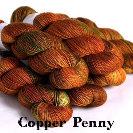 sporty singles copper penny