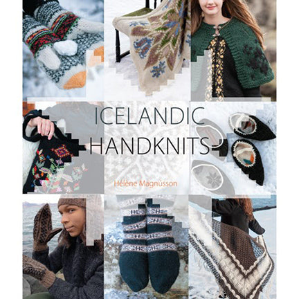 Icelandic Handknits by Helene Magnusson