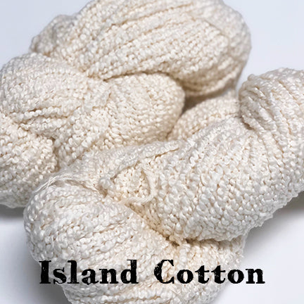 Island Cotton, undyed