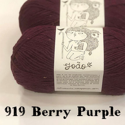 919 berry purple