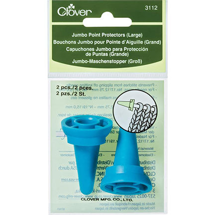 Clover jumbo point protectors 3112