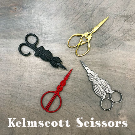 Kelmscott Designs Scissors