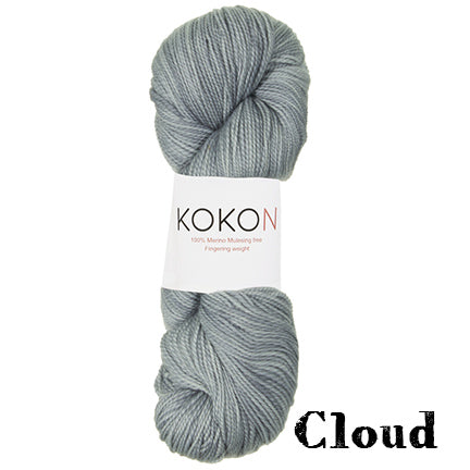 kokon fingering cloud