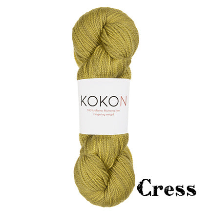 kokon fingering cress