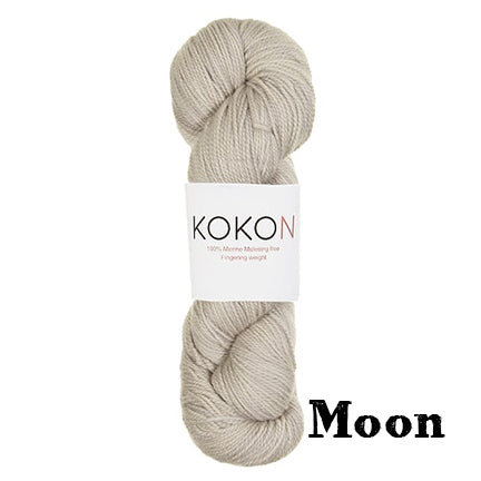 kokon fingering moon