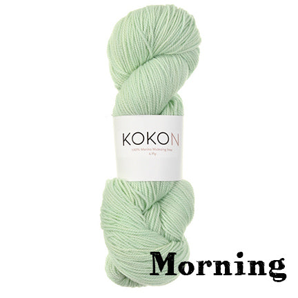 kokon fingering morning