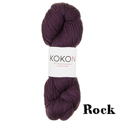 kokon fingering rock