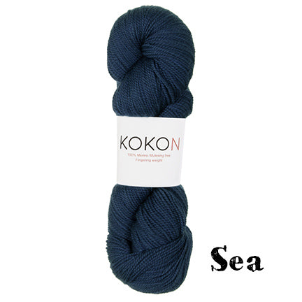 kokon fingering sea