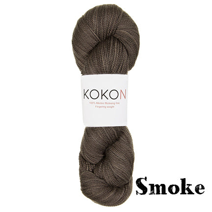 kokon fingering smoke