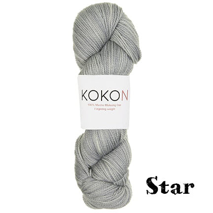 kokon fingering star