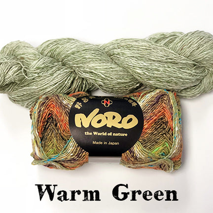 lacey daze kit warm green