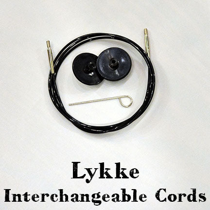 "Lykke Cords for 3.5"" Interchangeable"