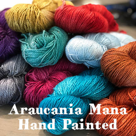araucania mana hand painted main