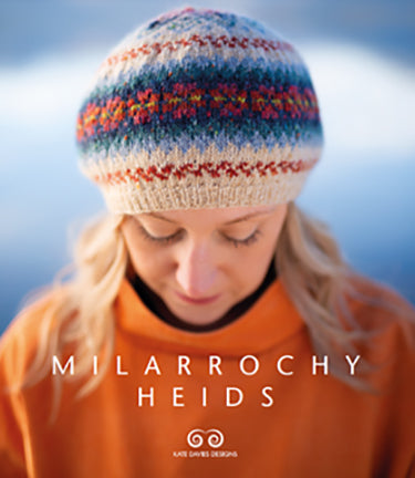 Milarrochy Heids by Kate Davies book