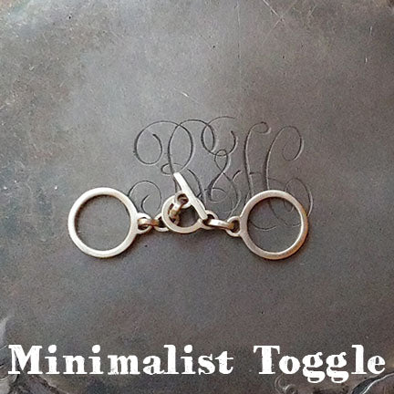 jul designs minimalist toggle