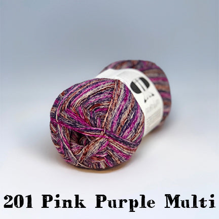 mondim 201 pink purple multi